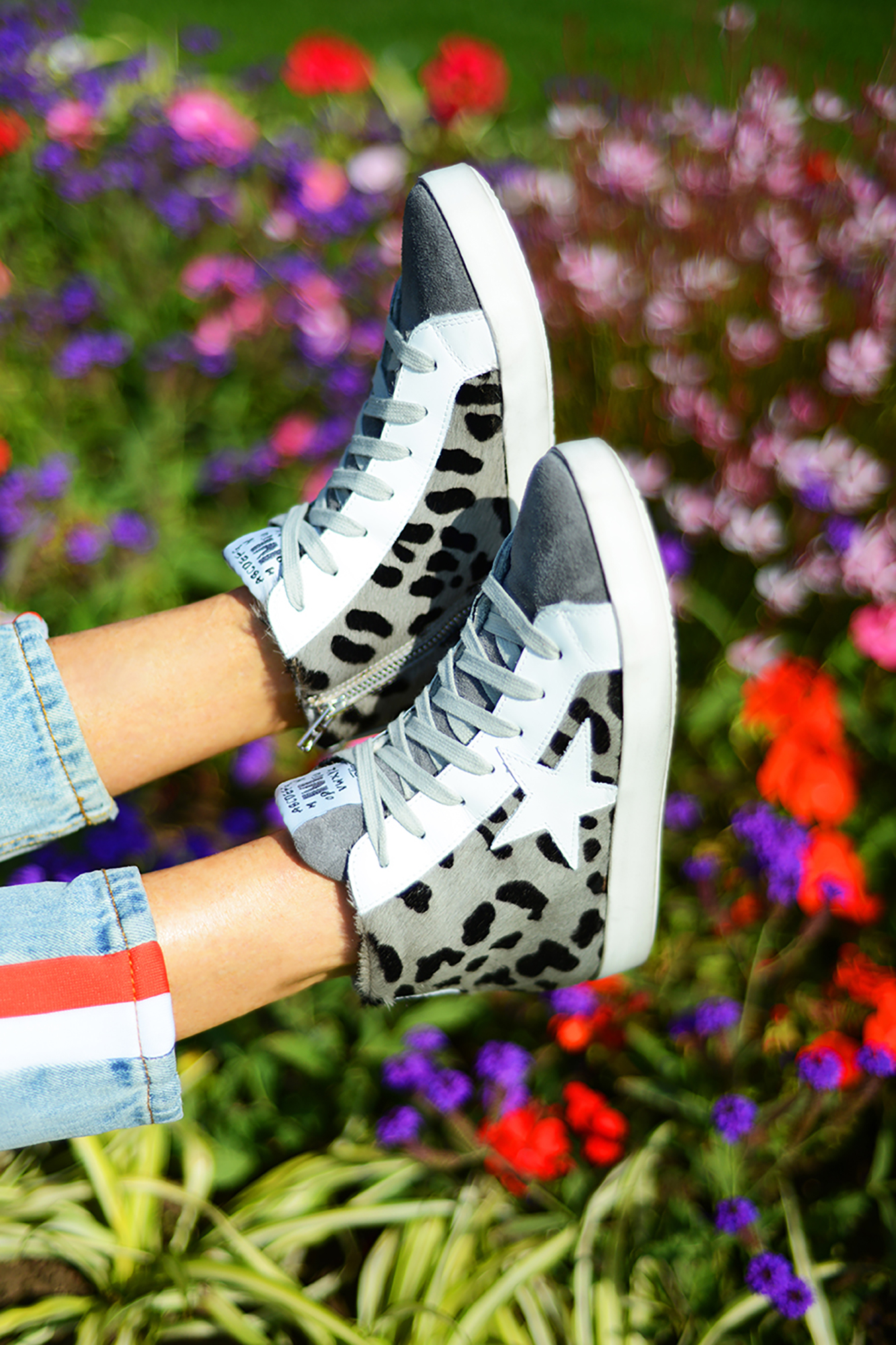 Grace Delnevo Fashion Photographer based in the cotswolds Keith Scarrott Shoes