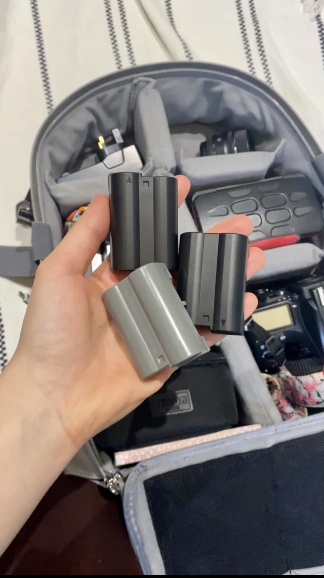 Whats in my Camera Bag Grace Delnevo Cotswold Fashion Photographer
