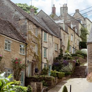 Tetbury Cotswold Greetings Card